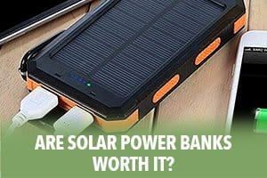 Are Solar Power Banks Worth It?