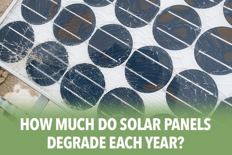 How Much Do Solar Panels Degrade Each Year?